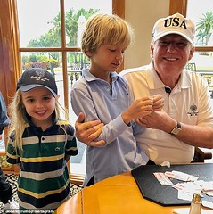 President Trump enjoys Easter time-out with grandchildren (Royalqueen607.com) Tags: royalqueen blog latest news tech now car reviews super cars quotes inspirational stories