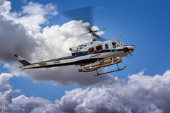 _MG_6791_Kestrel Aviation Bell 212_Flickr (Andrewhg photo) Tags: aviation photography helicopter bell 212 412 kestrel helitak heli australia australian aircraft fire water bomber medium lift belly tank snorkel hover fill rotary wing rotorcraft canon 5d mark iii 3 eos mansfield victoria regional delwp walshs strip bush helicopters helipad heliport aviator air tanker season aerial fighting work summer base documentary away from home emv dslr l series lens aussie attack firefighting fixed forest firebombing bushfire bushfires grassfire helitack vhnnn