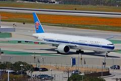 B777 B-7588 Los Angeles 22.03.19 (jonf45 - 5 million views -Thank you) Tags: airliner civil aircraft jet plane flight aviation lax los angeles international airport klax b777 777 china southern boeing b7588