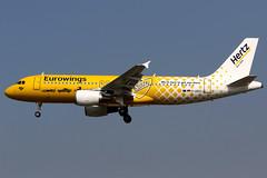 Eurowings | Airbus A320-200 | D-ABDU | Hertz livery | London Heathrow (Dennis HKG) Tags: eurowings ewg ew aircraft airplane airport plane planespotting canon 7d 70200 london heathrow egll lhr airbus a320 airbusa320 hertz dabdu