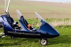 G-CIDF MTOSport , Kirriemuir (wwshack) Tags: albaairsports angus gyro gyrocopter gyrocopterexperience gyroplane kirriemuir mtosport rotorsport scotland autogyro farmstrip gcidf