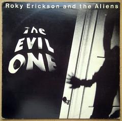Roky Erickson And The Aliens - The Evil One (1981) (renerox) Tags: newwave punk rokyericksonandthealiens rokyerickson 80s garage garagepunk lp records vinyl lpcovers