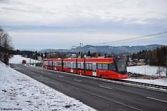 ABe 8/12 4104 AB, St. Gallen Notkersegg (CH) (Brenno Arcara) Tags: abe812 tango stadler stadlerrail tram appenzeller bahnen ab stgallen sg regionalzug regionalbahn