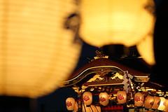 Lantern (Teruhide Tomori) Tags: 長浜曳山祭り 曳山 山車 日本 滋賀県 提灯 lantern 伝統行事 祭 文化 nagahama festival float japan japon shiga culture nagahamahikiyamafestival event tradition