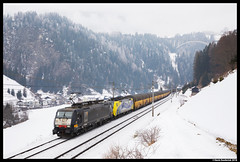 Lokomotion 189 932, St. Jodok 08-02-2018 (Henk Zwoferink) Tags: stafflach tirol austria stjodok siemens henk zwoferink mrce br189 189 rtc lomo lm lokomotion railtractioncompany brenner