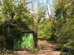 Crystal Palace High Level branch (looper23) Tags: crystal palace high level branch railway disused crescent wood tunnel cox walk footbridge dulwich london april 2019 rail
