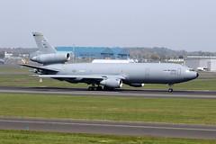 KC10  70121 (TF102A) Tags: usaf usairforce aviation aircraft airplane prestwick prestwickairport kc10 70121