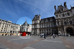 l'arrosoir (Chaufglass) Tags: paris france europa hôteldeville