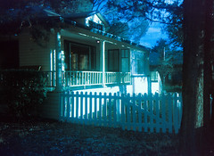 The Front Porch (Mr_Graflex) Tags: 120 arizona bisbee object
