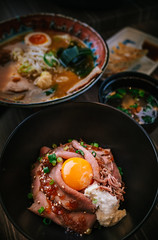RL000683 (楚志遠) Tags: 楚志遠 凍先生 生活 美食 早午餐 ricoh griii 飯 日月 拉麵