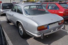 1971 Alfa Romeo GTV 2000 Bertone Heck (Joachim_Hofmann) Tags: auto fahrzeug verbrennungsmotor ottomotor alfa romeo alfaromeo bertone gtv coupé