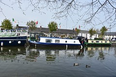 Edenderry Harbour Festival 2019 (Peter Mooney) Tags: people canal barges boats edenderryharbour waterways ireland festival outdoors