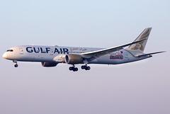 A9C-FA // Gulf Air // 787-9 // Heathrow (SimonNicholls27) Tags: a9cfa heathrow lhr egll air 7879 dreamliner 787 gulf