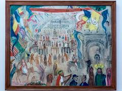 James Ensor: Processione di penitenti di Furnes (1913) (renagrisa) Tags: museivaticani artecontemporanea