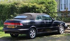 P978 RYT (Nivek.Old.Gold) Tags: 1997 saab 900 se convertible 2290cc phh