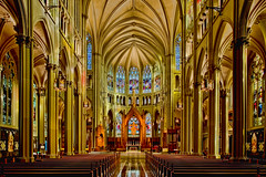St. Mary's Cathedral Basilica of the Assumption, 1130 Madison Avenue Covington, Kentucky, USA / Dedicated: Janurary 27, 1901 / Architects:  Leon Coquard, David Davis / Architectural Style: Late Gothic Revival, French Gothic / NRHP: July 20th, 1973 (Photographer South Florida) Tags: stmaryscathedralbasilicaoftheassumption 1130madisonavenuecovington kentucky usa cincinnati ohio dedicatedjanurary271901 architectsleoncoquard cityscape daviddavis city architecturalstylelategothicrevival urban frenchgothic downtown nrhpjuly20th1973 density skyline skyscraper building highrise architecture centralbusinessdistrict hamiltoncounty cosmopolitan metropolis metropolitan metro commercialproperty buckeyestate realestate tallbuilding commercialdistrict commercialoffice residential condominium carewtower greatamericantower ohioriver mtadams pricehill pnctower fountainsquare proctergamble newport covington cincinnatiunionterminal ludlow kentoncounty mtechopark riverboat scrippscenter riverfront skystarobservationwheel altar holybuilding holyplace