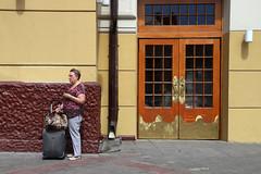 Three stations square, Moscow (Michael Erhardsson) Tags: russia ryssland resa 2018