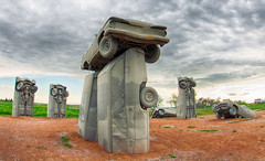 Carhenge #5 (rick reichenbach) Tags: carhenge alliance nebraska roadsideattraction