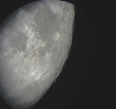 Moon Apr 20th 2019, sunset over  Moon's eastern limb (Lucca Vanoni Ruggiero) Tags: astrophotography astronomy moon crater solarsystem