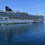 NORWEGIAN PEARL- my vacation home for two weeks with the promise to explore the Caribbean @ Ocho Rios thumbnail