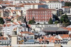 Lisbonne, Alfama, 4 (Patrick.Raymond (5M views)) Tags: portugal lisboa lisbonne hdr nikon architecture
