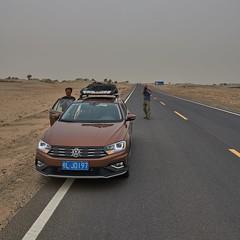 PEK2FR | Taklamakan Desert Crossing (jan.martin) Tags: ctrek cn chine 中华人民共和国 中国 新疆 sinkiang 新 xinjiang xj china zhōngguó cn2de roadtrip taklamakan desert pek2fr 2018