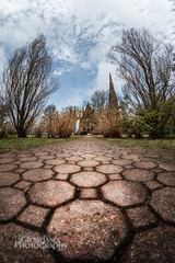 The Cathedral Pavers (Vinny Giordano) Tags: platypod giordanophotos facebook cathedraloftheincarnation giordanophotography