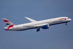 G-ZBKG // British Airways // B787-9 // Heathrow (SimonNicholls27) Tags: gzbkg heathrow lhr egll british airways dreamliner 7879 787900 b787