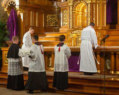 Holy Thursday 2019 (Canons Regular) Tags: holythursday holyweek adoration relics cantius canonsregular chicago incense reverence catholic christ jesus church prayer devotion altar decoration beauty eucharist love vestments mass flowers knightsofcolumbus procession priests priesthood sacrament