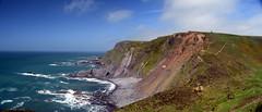 Higher Sharpnose Point (Worthing Wanderer) Tags: cornwall coast cornwallcoast cliffs countryside coastline may sunny southwestcoastpath