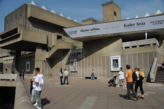 People Enjoying the weather near Southbank Centre, London, UK (girasombra) Tags: