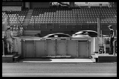 _Z717679 copy (mingthein) Tags: thein onn ming photohorologer mingtheincom availablelight pitlane gt3 racing sepang malaysia cars bw blackandwhite monochrome nikon z7 24120vr