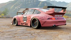 911 GT2 Pink Pig (xITGOIx) Tags: forza horizon 4 xbox one porsche 911 gt2 pink pig livery