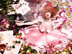 ♥♥♥ (ღ ღ[[J E SSIE ]] ღ ღ) Tags: moonamore tram genus babyface girl secondlifephoto photography genusproject flower secondlife cute kawaii sl maitreya prtty epiphany gacha theepiphany