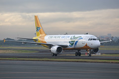 RP-C3244, Airbus A320, Cebu Pacific, Manila (ColinParker777) Tags: mnl airbus a320 320 a320214 5j ceb cebu pacific airlines airways air aircraft aeroplane plane fly flying flight travel taxiway reflections dusk taxy taxi taxyway rpll manila ninoy aquino airport philippines asia engines airplane sky cockpit wheel grass rpc3244 a320200 airliner aviation airline hangars canon 5d 5d3 5dmk3 5dmkiii 5diii 100400 l lens zoom telephoto