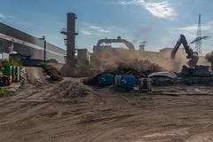 Carsid III (jefvandenhoute) Tags: charleroi belgium belgië belgique demolition industrialarcheology industrial light