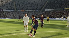 Barcelone vs Real Madrid (Skyvlader) Tags: madrid real barcelone barcelona camp nou xbox share game gaming captures capture drone career fifa 19 team photography