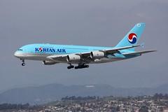 A380 HL7613 Los Angeles 22.03.19 (jonf45 - 5 million views -Thank you) Tags: airliner civil aircraft jet plane flight aviation lax los angeles international airport klax korean air airbus a380 hl7613