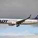 LOT Polish Airlines SP-LWD Boeing 737-89P Winglets cn/32802-1725 @ Zwanenburgbaan EHAM / AMS 16-08-2018