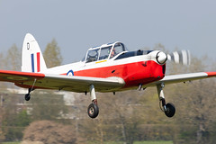WP928/G-BXGM De Havilland DHC-1 Chipmunk T.10 (amisbk196) Tags: airfield aircraft headcorn amis flickr 2019 unitedkingdom kent uk lashenden wp928 gbxgm dehavilland dhc1 chipmunk t10