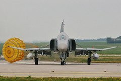 (scobie56) Tags: mcdonnell douglas f4f phantom luftwaffe german air force germany raf royal lossiemouth lossie moray scotland exercise neptune warrior 2007