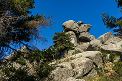PEÑA DEL ARCIPRESTE DE HITA (bacasr) Tags: cercedilla comunidaddemadrid españa spain sierradeguadarrama guadarramamountains montañas montes mounts mountains naturaleza nature peña rocas rocks caminando hicking