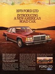 1979 Ford LTD Landau 2 & 4 Door Sedan USA Original Magazine Advertisement (Darren Marlow) Tags: 1 7 9 19 79 1979 f ford l t d ltd landau s sedan c car cool collectible collectors classic automobile v vehicle u us usa united states american america 70s