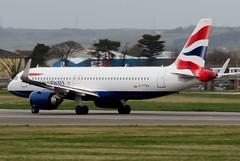 G-TTNA Aberdeen 8 April 2019 (ACW367) Tags: gttna airbus a320neo britishairways aberdeen
