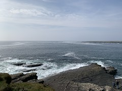 Oceanside - Milltown Malbay - Western Ireland - Easter Saturday 2019 (firehouse.ie) Tags: seascape seas sea coast ireland ocean atlanticocean atlantic westcoast west westernsky