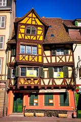 Colmar (Valdy71) Tags: colmar alsazia alsace france francia house color travel building nikon valdy