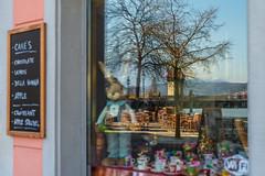 Luzern/Schweiz 21. März 2019 (karlheinz klingbeil) Tags: reflection suisse stadt spiegelung luzern switzerland schweiz city kantonluzern