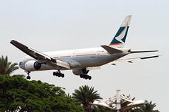 B-HND Cathay Pacific Airways Boeing 777-267 (阿樺樺) Tags: bhnd cathaypacificairways boeing 777267