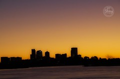 Cloudless sunrise with the city skyline in silhouette behind the frozen lake. Taken on 2-2-19, at Sloan Lake in Denver, Colorado.  ~ ~ ~ ~ ~  #CanonRebelT5 #Canon #Rebel #T5 F/11 87mm 1/160s ISO-3200 #cloudless #sunrise #city #skyline #silhouette #frozen (oooshinyphotography) Tags: sunrise sloanslake city canonrebelt5 sloanlake skyline coloradoshared citycaptures coloradotography canon oooshiny cityskyline colorado denver colorcaptures t5 coloradolove rebel frozen cloudless coloradocreative coloradophotography oooshinyphotography sunrises viewcolorado sunriseandsunsets coloradophotographer silhouette coloradocollective lake