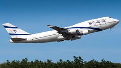 Boeing 747-458 4X-ELB El Al Israel Airlines (William Musculus) Tags: paris charles de gaulle roissy roissyenfrance cdg lfpg airport aeroport spotting aviation plane airplane william musculus 4xelb el al israel airlines boeing 747458 747400 ely ly